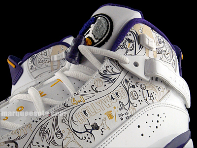 Air Jordan Six Rings - Hollywood - Lakers