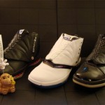 Air Jordan XVI (16) Player Exclusive (PE) – Darius Miles | Michael Finley | Quentin Richardson