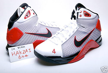 Chris Bosh Hyperdunks by Nike