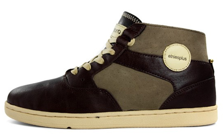 Etnies Plus Buster - Brown / Beige