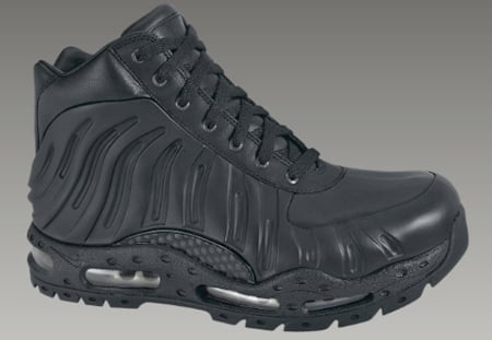 aa07f2d76ab Although everyone may not be particular to Nike s Foamposite Boot