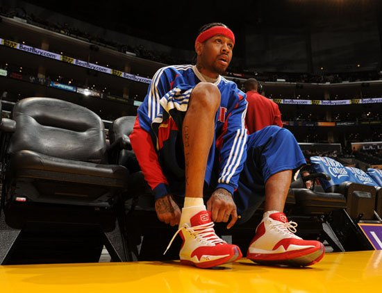 Iverson Not The Answer In Memphis