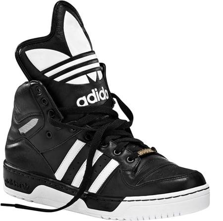 Adidas JS Крылья по Оригиналы Джереми Скотт (белый.