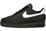Nike Air Force 1 (Ones) 1994 Low Black / White - Black