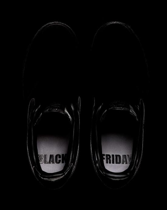 pretty nice 486c7 a6a90 Nike Air Force 1 Black Friday By DJ Clark Kent