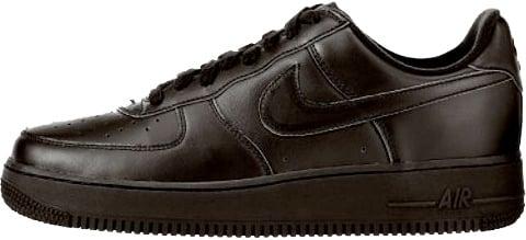 Nike Air Force 1 (Ones) 1996 Low Black / Black