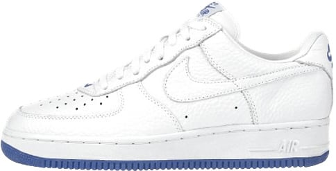 Nike Air Force 1 (Ones) 1996 Low White / Varsity Royal