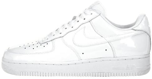 white low air force ones