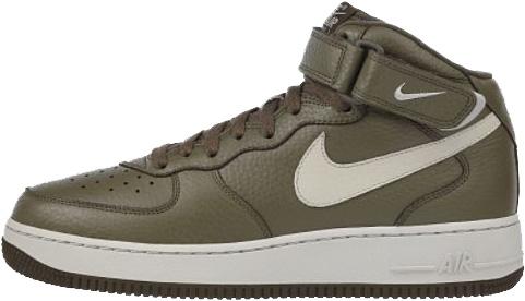 Nike Air Force 1 (Ones) 1996 Mid SC Smoke / Light Bone