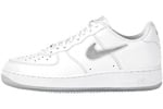 Nike Air Force 1 (Ones) 1997 Low CL White / Metallic Silver