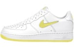 Nike Air Force 1 (Ones) 1997 Low White / Goldenrod