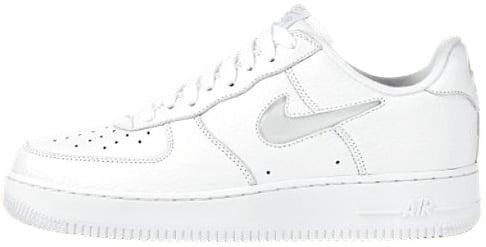 Nike Air Force 1 (Ones) 1997 Low White / White - Light Zen Grey