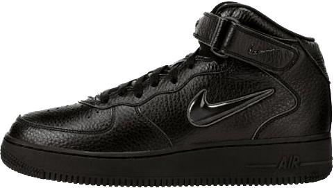 Nike Air Force 1 (Ones) 1997 Mid SC Black / Black