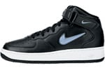 Nike Air Force 1 (Ones) 1997 Mid SC Black / University Blue