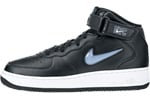 Nike Air Force 1 (Ones) 1997 Mid SC NYC Black / University Blue