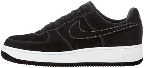 Nike Air Force 1 (Ones) 1998 Low Black / Union Grey
