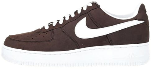 Nike Air Force 1 (Ones) 1998 Low Mahogany / White