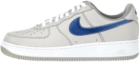 Nike Air Force 1 (Ones) 1998 Low SJ Light Zen Grey / Atlantic Blue