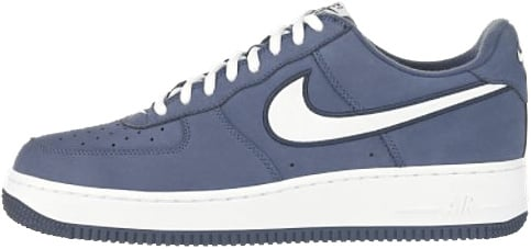 Nike Air Force 1 (Ones) 1998 Low Twilight Blue / White - Obsidian
