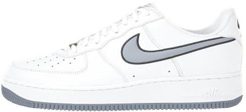 Nike Air Force 1 (Ones) 1998 Low White / University Blue - Obsidian