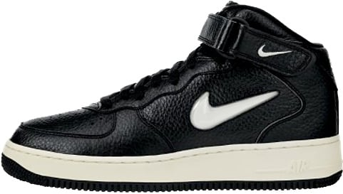 Nike Air Force 1 (Ones) 1998 Mid SC Black / Natural