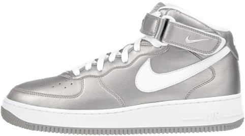 Nike Air Force Silver extreme hosting.co.uk