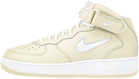 Nike Air Force 1 (Ones) 1998 Mid SC Natural / White