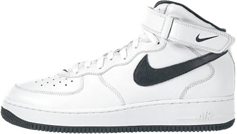 Air Force 1 Nike Black White