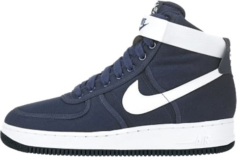 nike air force 1 high midnight navy
