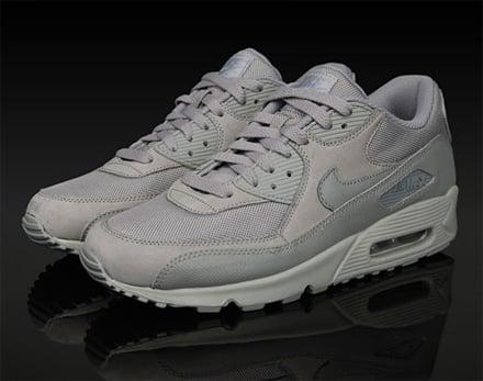 Nike Air Max 90 - Gray / Gray