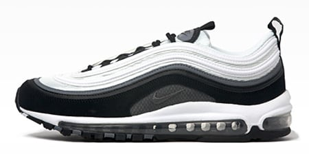 Air Max 97 Black White