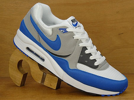 Nike Air Max Light White Varsity Blue Grey SneakerFiles  SneakerFiles