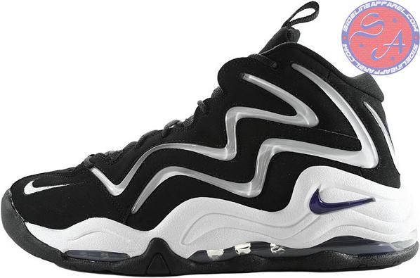 Nike Air Pippen 1 (I) - Black / White