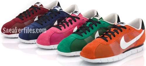 Nike Cortez Fly Motion: Spring - Summer 2009