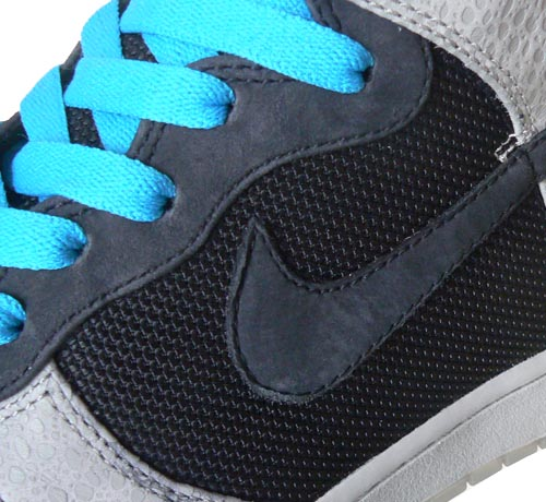 Nike Dunk High Safari - Grey / Blue