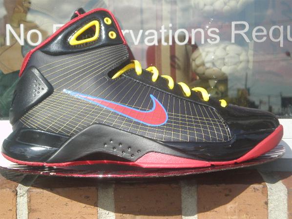 Nike hyperdunk supreme mcdonalds all american classics for All american classics