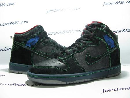 online store 85cc7 fb9a4 Nike SB Dunk High Premium - Owl | SneakerFiles