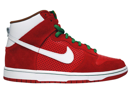 4122a0ad2b4 Nike SB Dunk High Pro - Sport Red   White