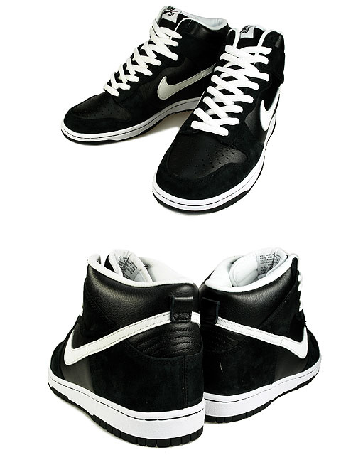 Nike Sb Dunk Høy Pro Gift Svart-hvitt-bilder p1QA2zVe5
