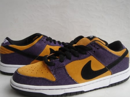 Nike SB Dunk Low Pro - Purple Denim