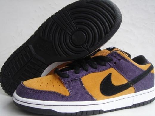 Nike SB Dunk Low Pro - Purple Denim
