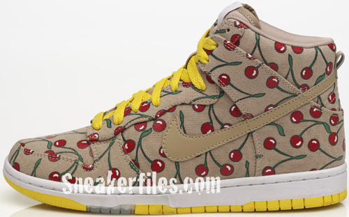 Nike Skinny Dunk High: Spring - Summer 2009