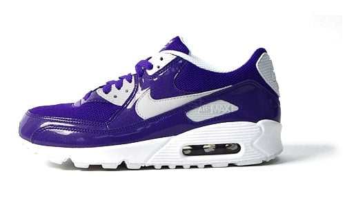 Nike Women's Air Max 90 Patent 2011