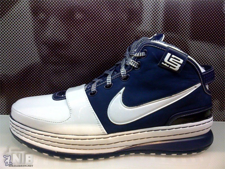 46566e2dd564 Nike Zoom Lebron VI (6) - New York Yankees