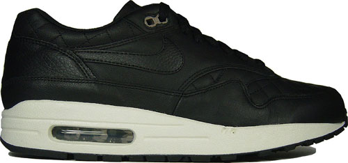 Nike Air Max 1 Premium Black/Cocoa at Purchaze