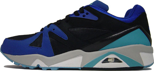 Nike Air Structure Triax 91 Black/Old Royal-Cayman at Purchaze
