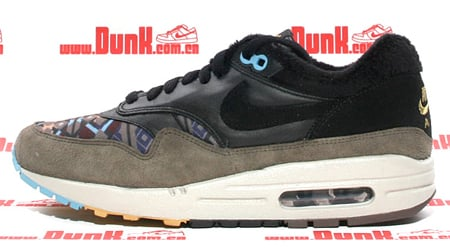 Womens Nike Air Max 1 Pendelton