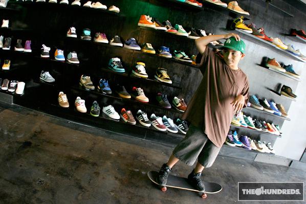 Paul Rodriguez Primitive Skate Shop Boutique 3701f090308
