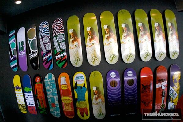 Paul Rodriguez Primitive Skate Shop Boutique