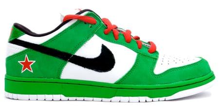 Retrospect: Nike SB Dunk Low - Heineken